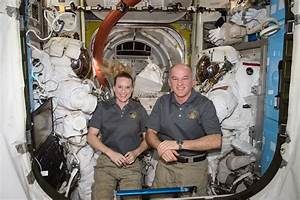 Watch NASA TV Now for Spacewalk with Rubins and Williams ...