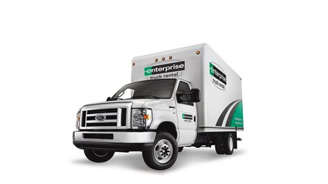 Enterprise Moving Truck, Cargo Van And Pickup Truck Rental