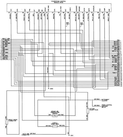 Wiring Diagram For A 1996 Ford Mustang 3 8 by Diagrama Cableado Electrico Ventilador Mustang 3 8 95