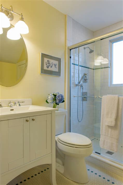 Cape Cod Beach House Remodel   Beach Style   Bathroom