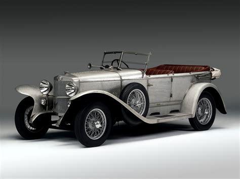 Alfa Romeo Rl Ss Torpedo By Castagna 192527