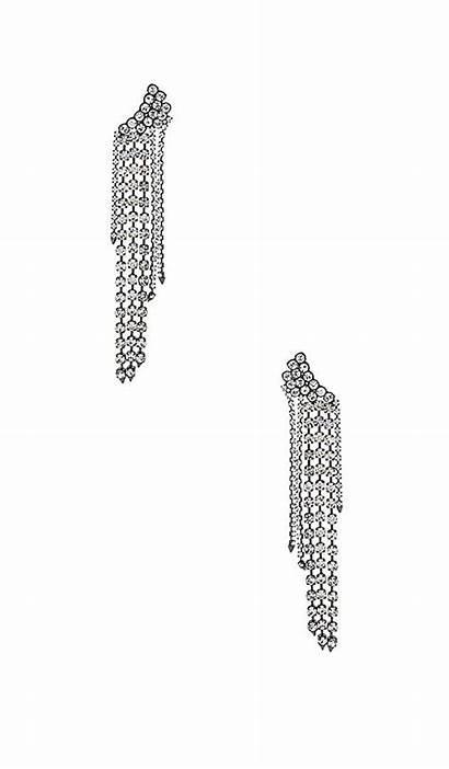 Crystal Minkoff Revolve Fringe Earrings Trends Current