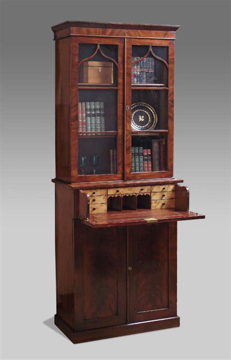 antique secretaire bookcase secretaire bookcase