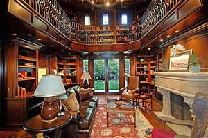 Impressive Home Library Design Ideas For 2017