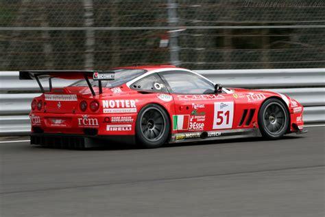 Ferrari 550 GTS Maranello - Chassis: 108391 - 2005 Le Mans ...