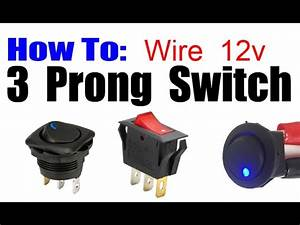 12 Volt 3 Way Switch Wiring Diagram - Collection