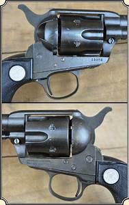 Movie Prop Blank Gun  Gun