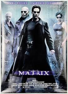 Matrix, The 1999 Original Movie Poster #FFF-53097 ...