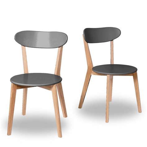 chaise de designer chaises design scandinave vitak par drawer