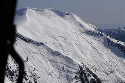 Avalanche Avalanches Save Valley Lessons Canada Snow