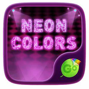 Neon Colors GO Keyboard Theme Android Apps on Google Play