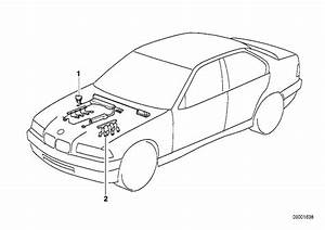 Bmw Z3 Engine Wiring Harness Dme  System  Electrical