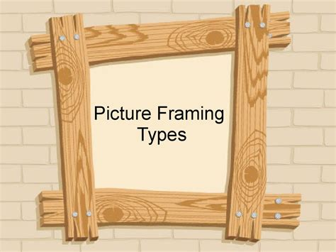 Types Of Picture Framing By Paintboxartandframing
