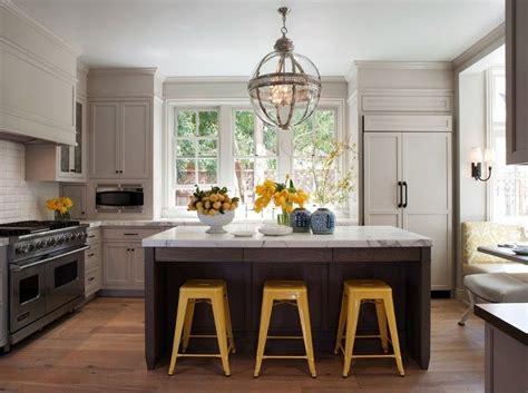 yellow cabinets kitchen 两房一厅欧式风情厨房装修效果图大全2014图片 土巴兔装修效果图 1208