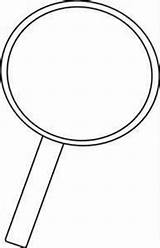 Magnifying Glass Detective Clip Clipart Background Spy Theme Classroom Yahoo Cartoon Coloring Cliparts Outline Pages Crime Scene Clipartpanda Results Graphics sketch template