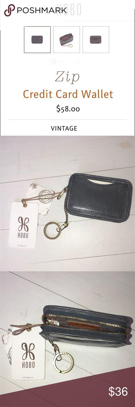 Jul 19, 2021 · why we picked it: Hobo - Zip Credit Card Wallet in Graphite | Card wallet, Credit card wallet, Wallet