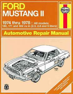 Ford Mustang 2 1974