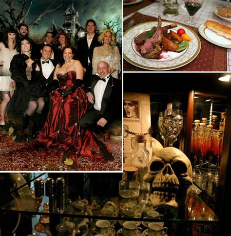 17 Best Images About A Vampire Murder Mystery Dinner Party