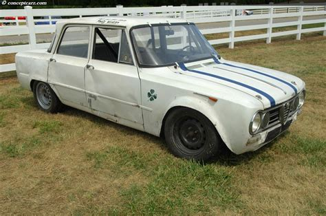 Auction Results And Sales Data For 1965 Alfa Romeo Giulia