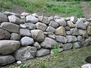 Natursteinmauern Im Garten : natursteinmauern gr nbau allg u ~ Markanthonyermac.com Haus und Dekorationen