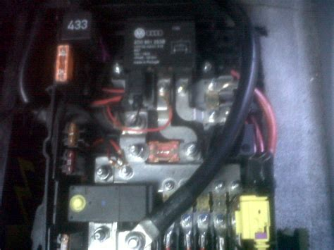 i ve a v10 5 0 tdi after a few trivial electrical problems i replaced the battery the
