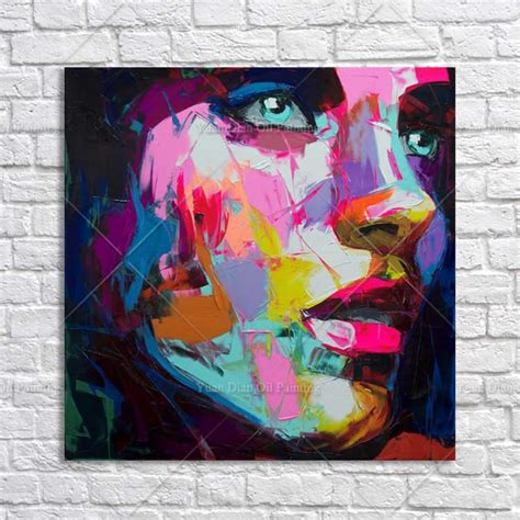 moderne visage peinture achetez des lots 224 petit prix