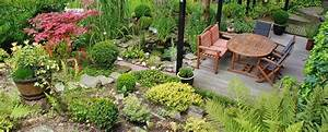 6 astuces pour amenager un jardin en pente l39atelier de With amenagement de jardin en pente 6 gartenanlage am hang