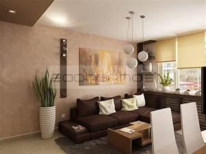 Moderne Wohnzimmer Farben : acherno moderne interpretation eines klassischen wohndesigns ~ Sanjose-hotels-ca.com Haus und Dekorationen