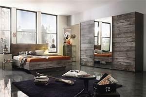 Living Style Möbel : rauch timberstyle schlafzimmer industrial design m bel ~ Watch28wear.com Haus und Dekorationen