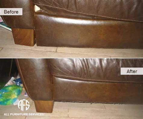 Repair Sofa Frame by Gallery Before After Pictures All Furniture Services