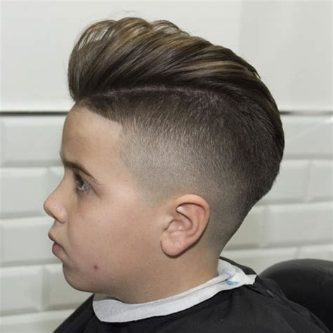 Small Hairstyles For Boys by 35 Toddler Boy Haircuts 2019 Guide S