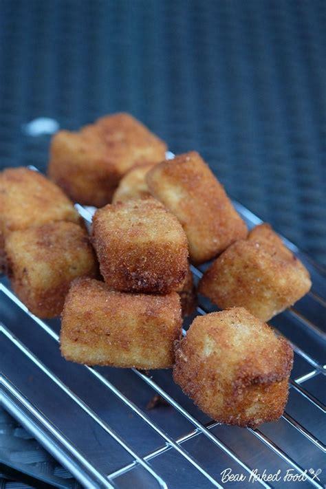 Crispy Fried Tofu Cubes Recipe Food Fried Tofu Tofu
