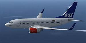 Sas Scandinavian Airlines Boeing 737