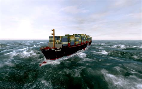 Ship Simulator Extremes by Ship Simulator Extremes Interview Bit Tech Net