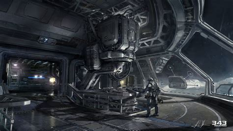 Fine Art 26 Stunning Pieces Of Halo 4 Concept Art
