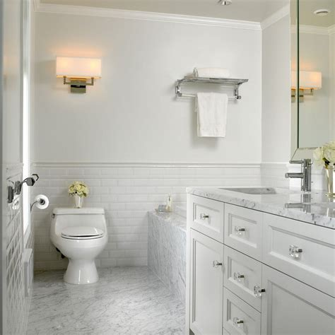 Subway Tile Bathrooms for Perfect Bathroom You Dreaming Of