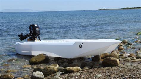 Skiff Boat Small by Micro Skiffs From Wavewalk