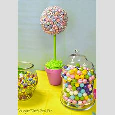 Sugar Tart Crafts Dum Dum Lollipop Topiaries