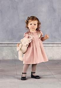 Photo De Bébé Fille : robe de fete pour bebe fille ~ Melissatoandfro.com Idées de Décoration
