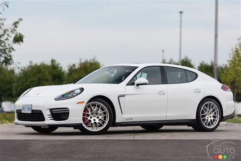 porsche sedan 2015 2015 porsche panamera gts review car reviews auto123