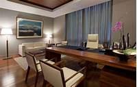 excellent executive home office ideas Decoração de Escritório de Advocacia: Dicas e 29 modelos