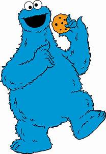 Cookie monster clip art - Clipartix