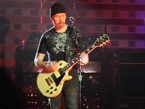 Iconic Guitar Com  The Edge