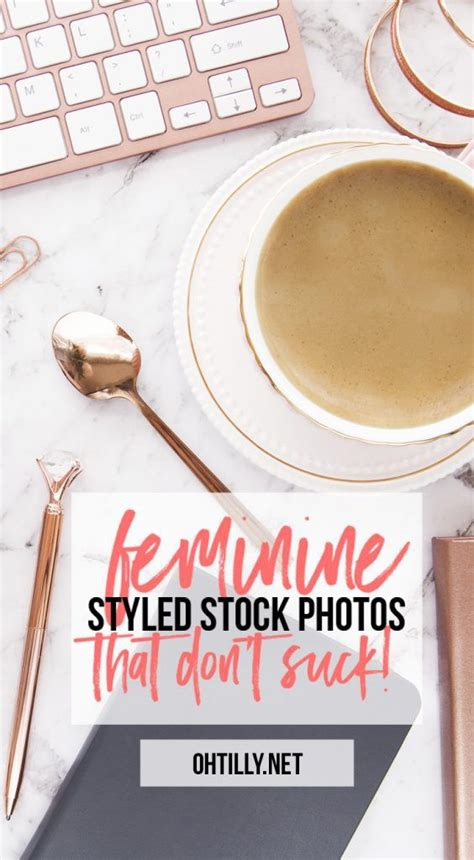 feminine styled stock photography  women creative
