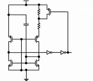The Schematic Of Under Voltage Protection Circuit
