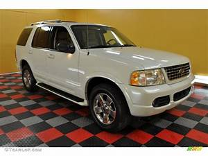 2003 Ford Explorer Colors  2004 Oxford White Ford Explorer