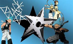 Soul Eater Black Star Wallpapers - Wallpaper Cave