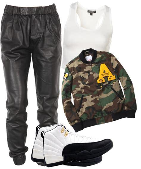 Thug Girl Outfits Polyvore