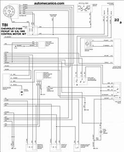 Chevrolet Pickup C1500 Wiring Diagram And Electrical