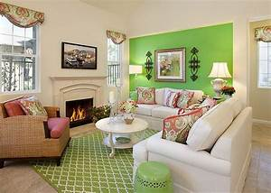 25 green living rooms and ideas to match With contemporary green living room design ideas